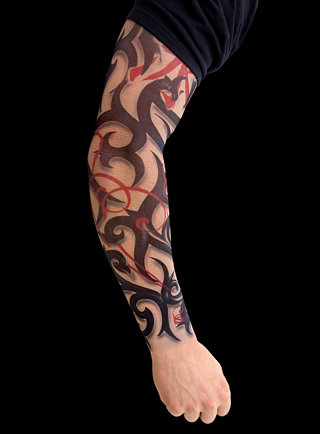 Tribal Tattoo, Tattoo Sleeves, Butterfly Tattoo, Tiger Tattoo, Flower Tattoo,