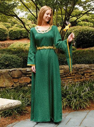 120003-kleid-edelfrau-noblewomenns-dress