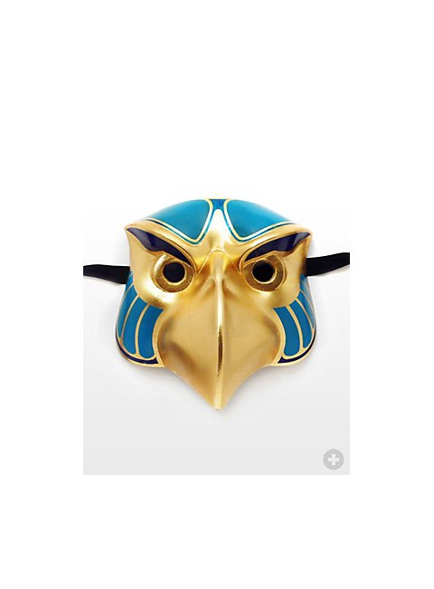Horus the sky god egyptian mask for Egyptian masks templates
