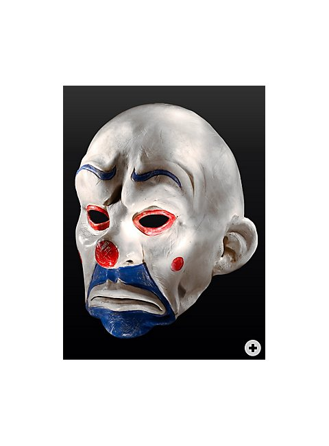 Original batman joker clown mask for Joker mask template