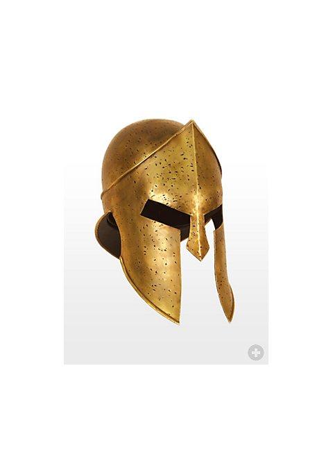 Frank miller 39 s 300 spartan helmet for Spartan mask template